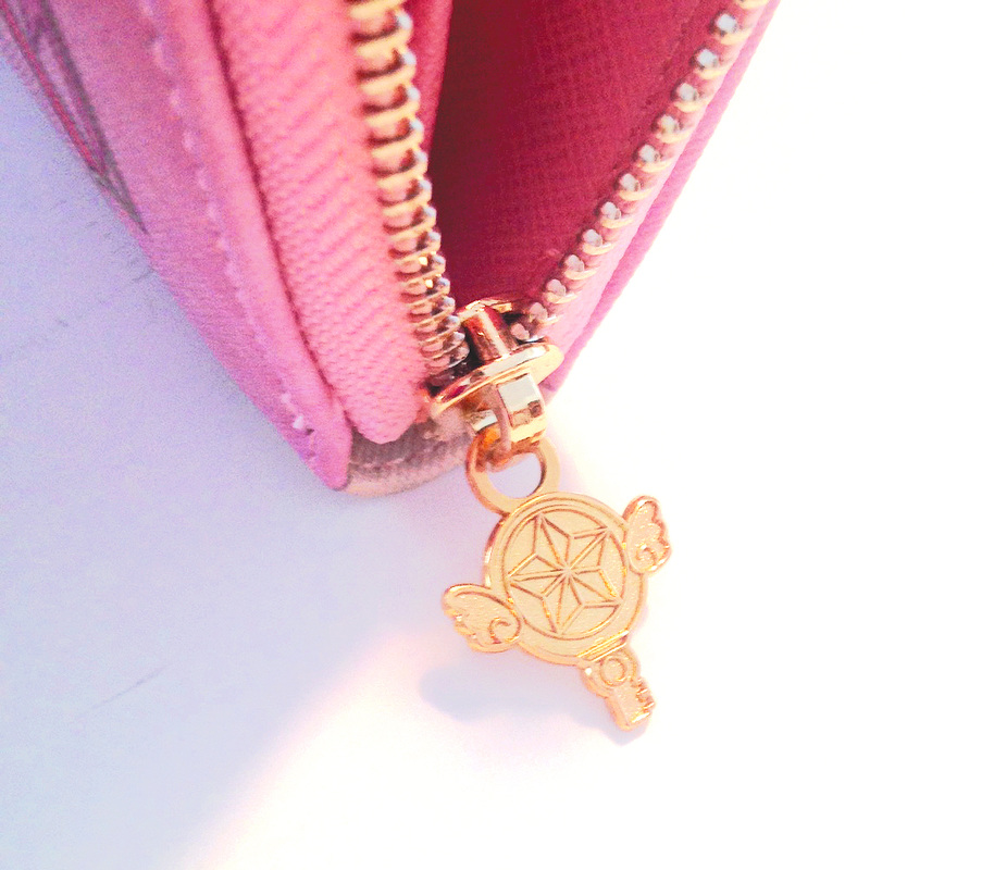 Cardcaptor Sakura, wallet, star charm, key, Sakura, Master of the Clow, Clow, anime, magical girl, CLAMP