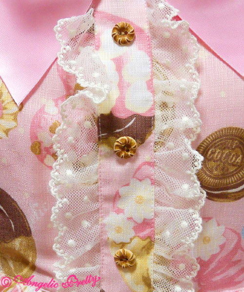 Angelic Pretty, Baked Sweets Parade, Lolita, AP, 2016
