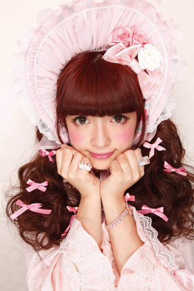 Misako Aoki, Baby the Stars Shine Bright, BTSSB, BSSB, Lolita, Sweet Lolita, Kawaii, Japanese Fashion, Lolita Fashion, Bonnet, One Piece