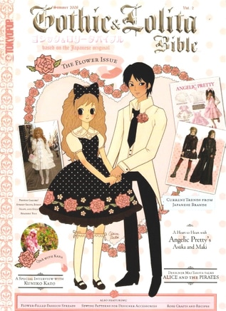 lolita, sweet lolita, gothic and lolita bible, spring, english